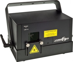 Laser Laserworld DS-3300RGB